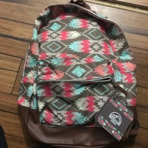 Brand new Mountain Edge Bookbag!